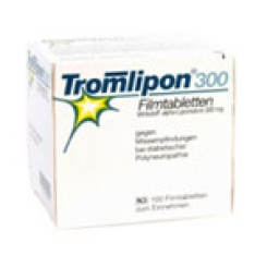 Tromlipon 300 Filmtabl.