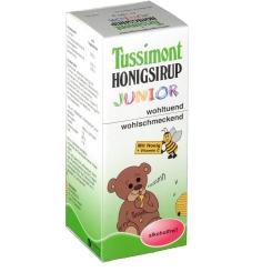 Tussimont Honigsirup Junior