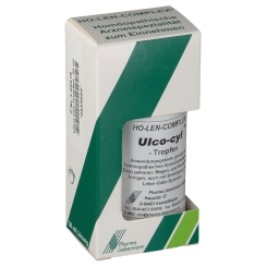 Ulco-cyl®-Tropfen Ho-Len-Complex®
