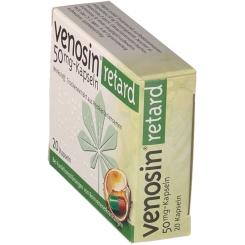 Venosin retard 50 mg