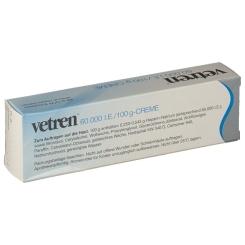 VETREN® 60.000 I.E./100 g - Creme