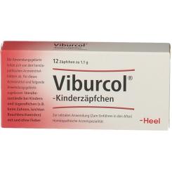 Viburcol®-Kinderzäpfchen