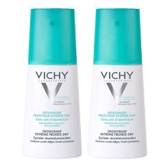VICHY Deo Pumpzerstäuber herb würzig Doppelpack