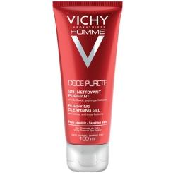 VICHY Homme Code Purete Hautklärendes Reinigungsgel