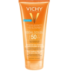 VICHY Idéal Soleil Ultra-leichte Gel-Milch LSF 50