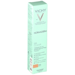 VICHY Normaderm BB Clear Creme mittel LSF 16