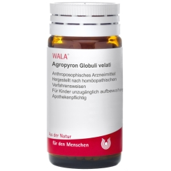 WALA® Agropyron Globuli Velati