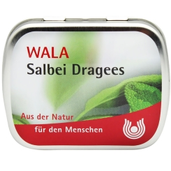 Wala® Salbei Dragees Dose