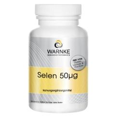 WARNKE Selen 50 µg