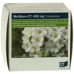 Weissdorn-Ct 450mg Filmtabletten