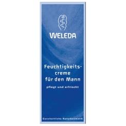 Weleda: Feuchtigkeitscreme für den Mann