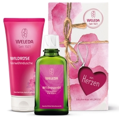 WELEDA Pflegeset Wildrose