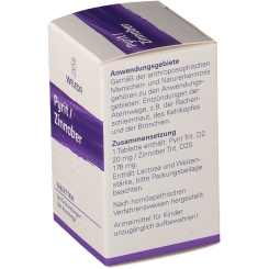 WELEDA Pyrit-Zinnober Tabletten