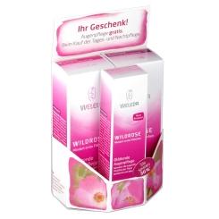 WELEDA Wildrose Gesichtspflege Vorteilsset