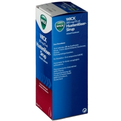 WICK Hustenlöser-Sirup 200 mg/ 15 ml