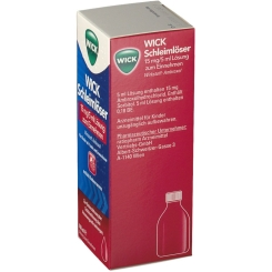 WICK Schleimlöser 15 mg/5 ml