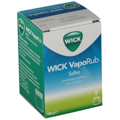 WICK VapoRub