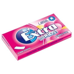 WRIGLEY'S Extra for Kids Bubble Gum