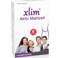 xlim® Aktiv Mahlzeit Champignon