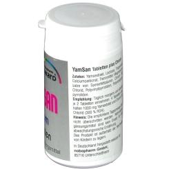 Yamsan plus Chrom Tabletten