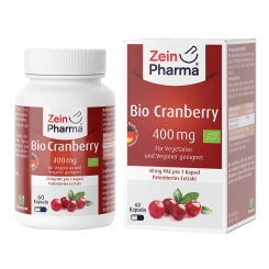 Zein Pharma® Bio-Cranberry 400 mg