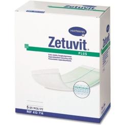Zetuvit® Plus extrastarke Saugkompresse 15x20 cm
