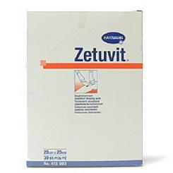 Zetuvit® Saugkompressen unsteril 20x20cm