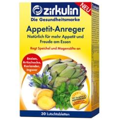 Zirkulin Appetit-Anreger