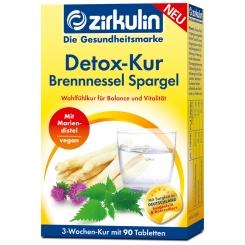 Zirkulin Detox-Kur Brennessel Spargel