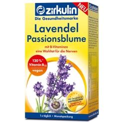 Zirkulin Lavendel Passionsblume