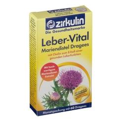 Zirkulin Leber-Vital Mariendisteldragees
