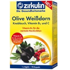 Zirkulin Olive Weißdorn