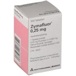 Zymafluor® 0,25 mg