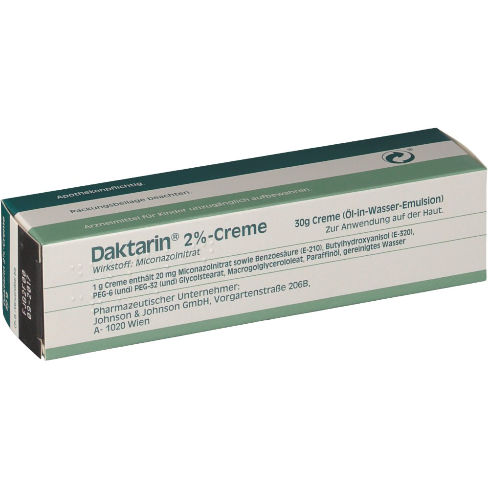 DAKTARIN® Creme - shop-apotheke.at