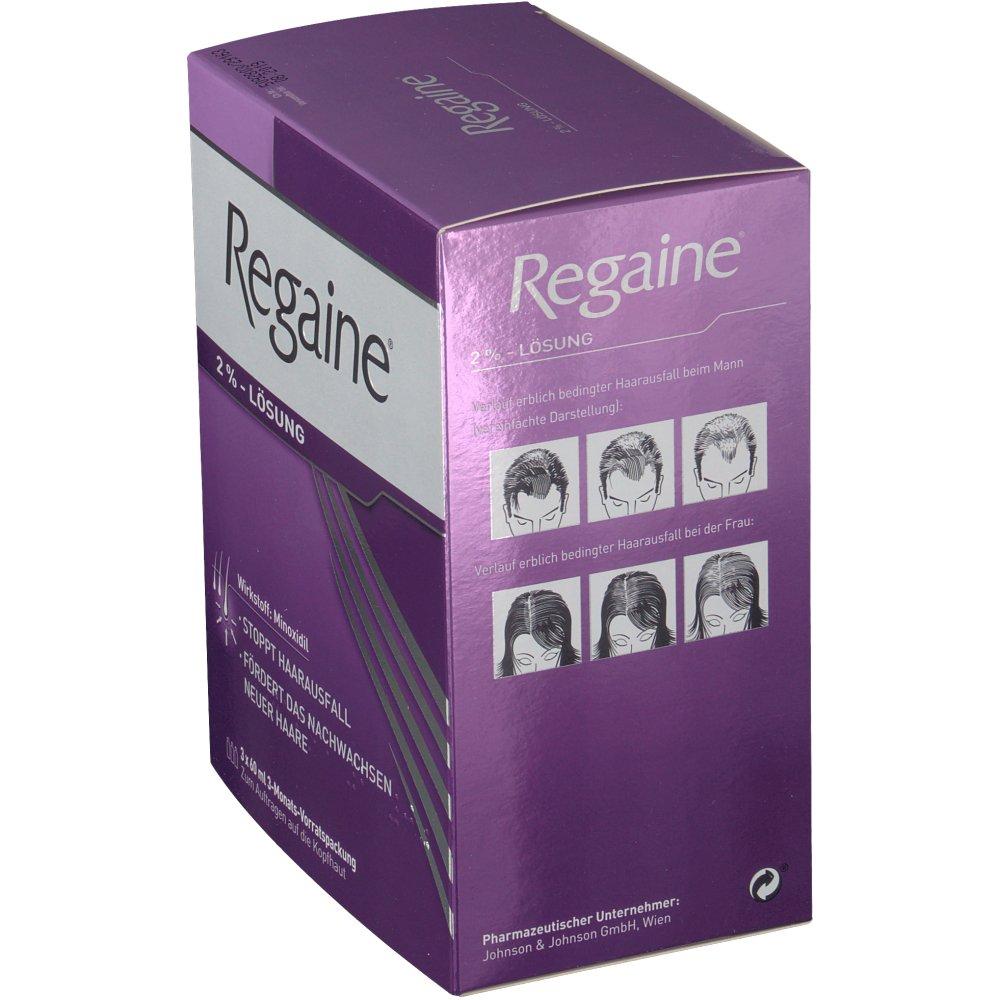 Alternative Regaine