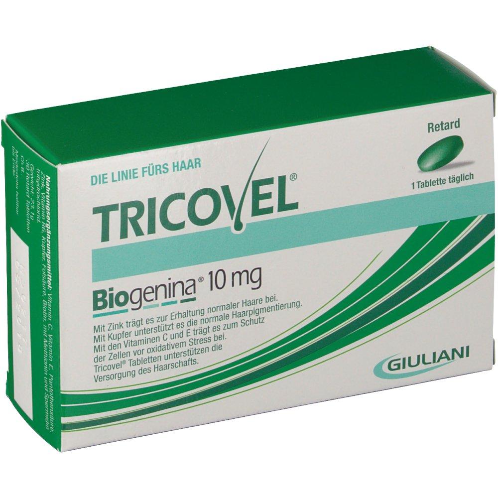 Erfahrungen Und Meinungen Zu Tricovel Biogenina 10 Mg Shop