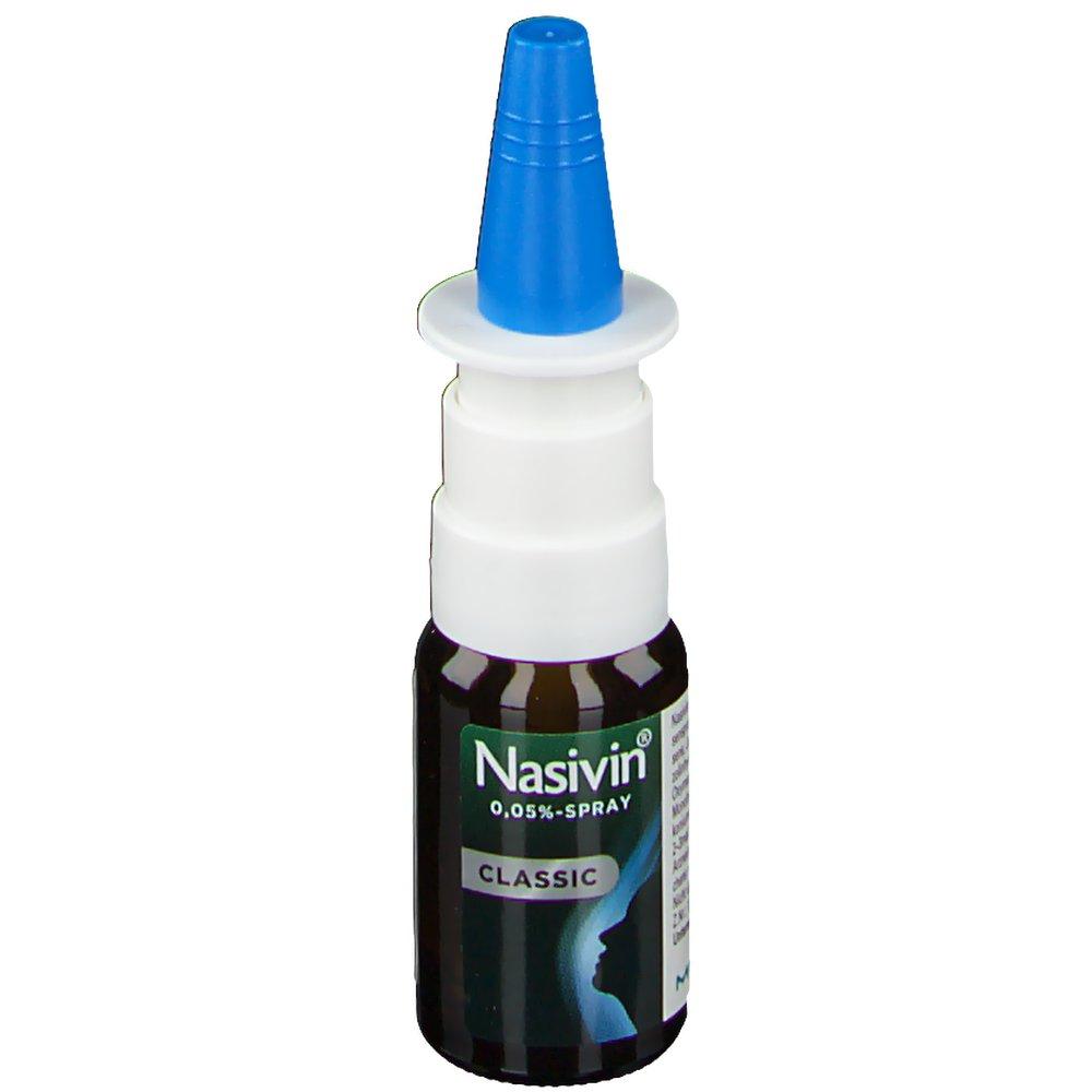 Nasivin® Classic 0,05% Nasenspray PZN: A4457417