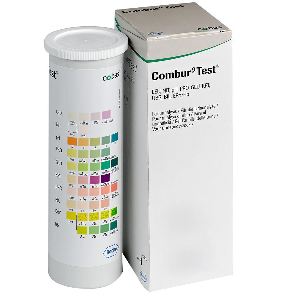 Combur 9 Test® PZN: 35116