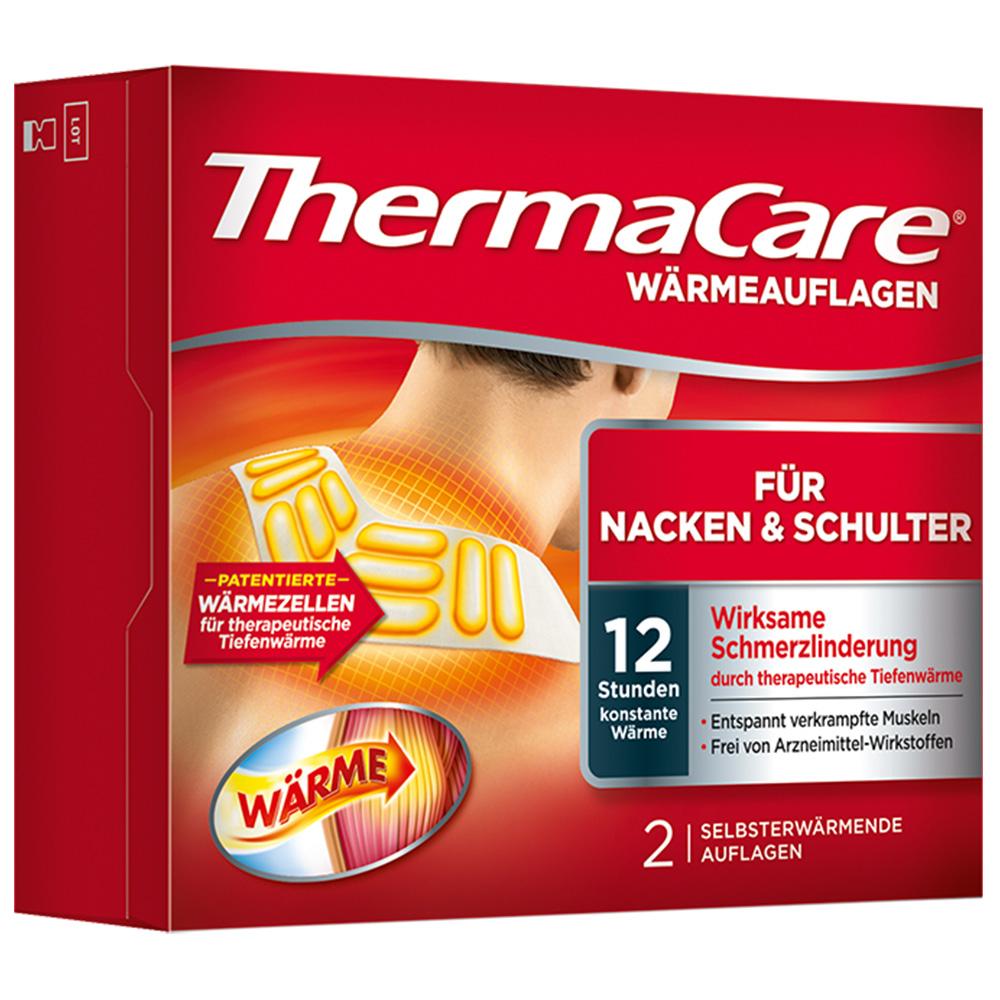 Therma Care® Wärmeumschläge Nacken, Schulter und Arme PZN: 1690900