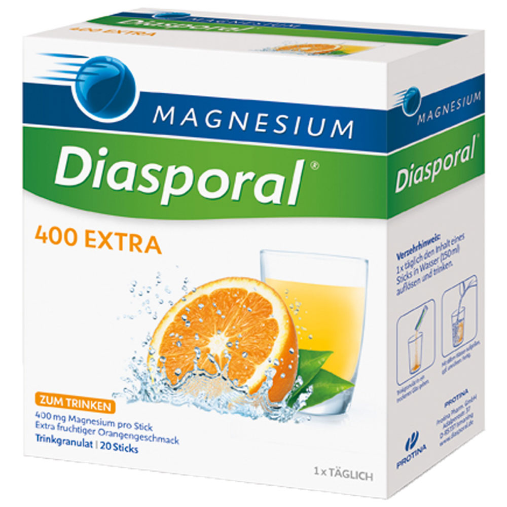 magnesium diasporal 400 extra trinkgranulat shop. Black Bedroom Furniture Sets. Home Design Ideas