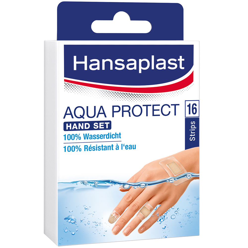 Hansplast Aqua Protect 6sachet4 Daftar Harga Terkini Dan Hansaplast Isi 100 Pflaster Hand Set
