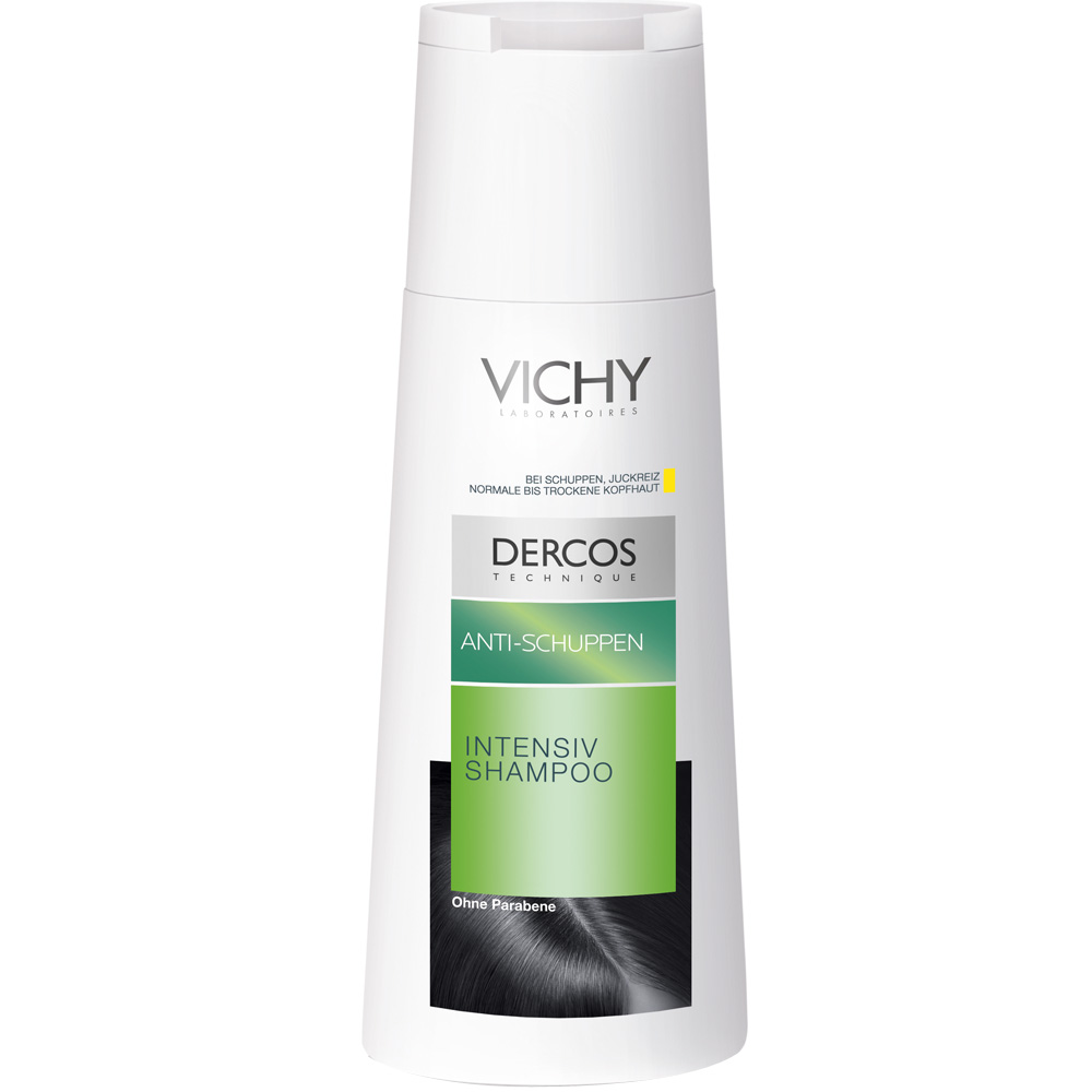 vichy dercos shampoo gegen trockene schuppen shop. Black Bedroom Furniture Sets. Home Design Ideas