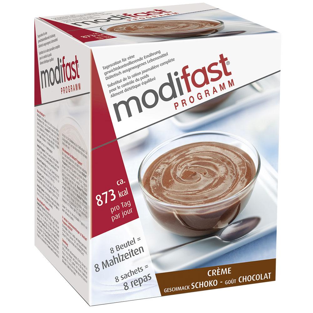 Modifast Programm Creme Pulver Schokolade PZN: 6139549