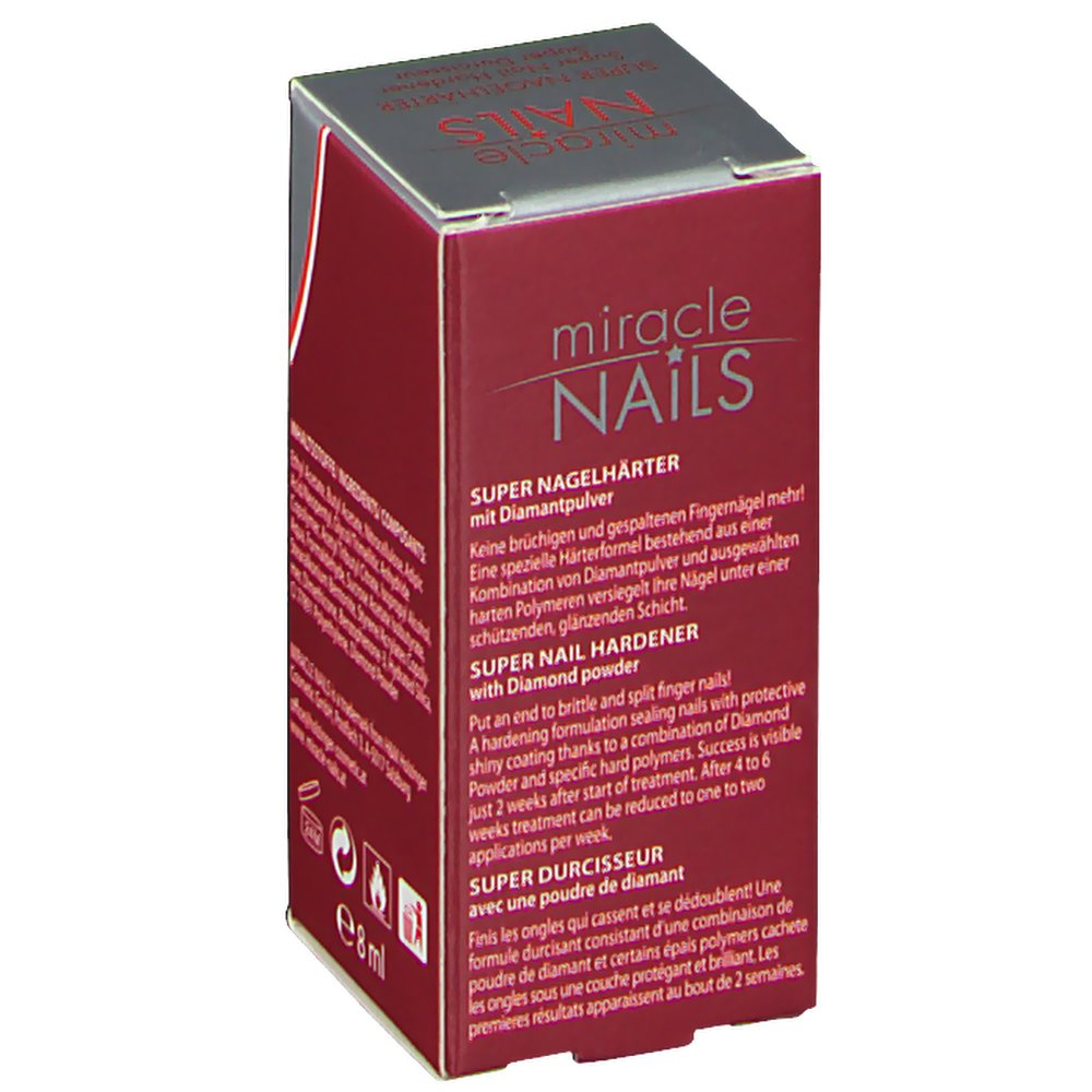 Miracle Nails Super Nagelhärter - shop-apotheke.at