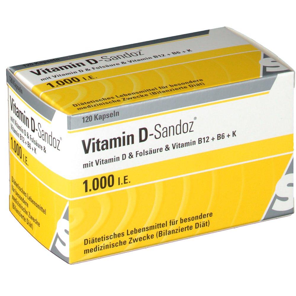 Vitamin d s