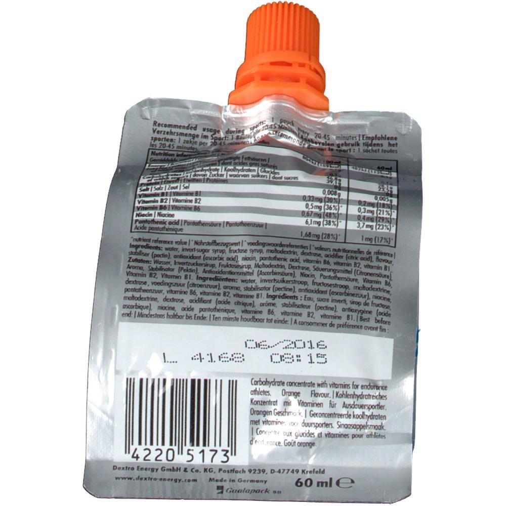Dextro Energy Liquid Gel Orange Shop Apotheke At