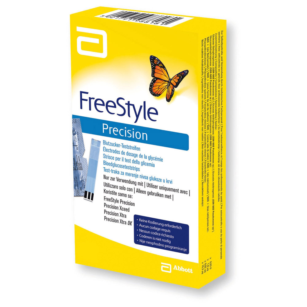 FreeStyle Libre Das Flash Glukose Messsystem