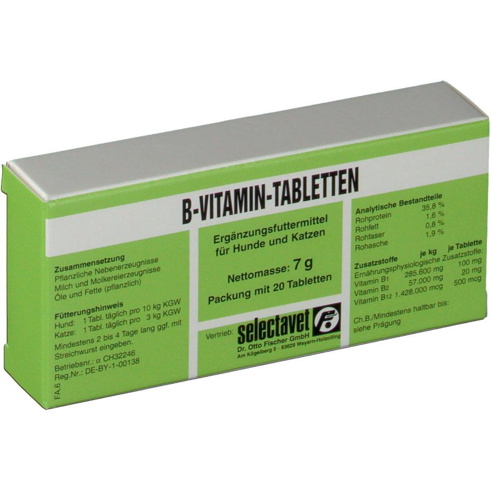 B vitamintabletter apoteket