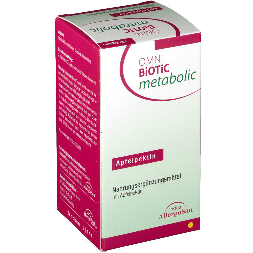 omni biotic metabolic