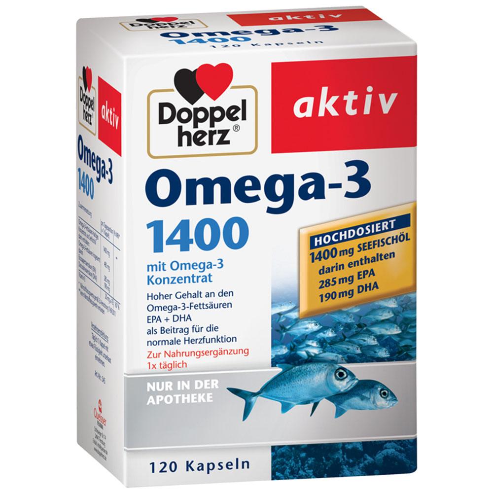 nahrungsergänzungsmittel omega 3 fettsäuren